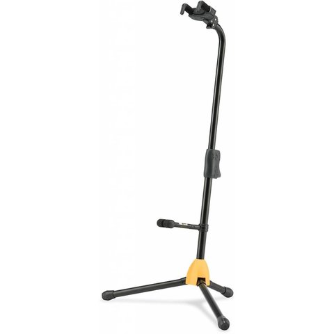Hercules GS412B Auto Grip Guitar Stand w/ Backrest
