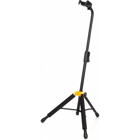 Hercules GS414B Auto Grip Guitar Stand w/ Specially formulated Foam