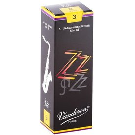 Vandoren Vandoren Tenor Sax ZZ Reeds, Box of 5