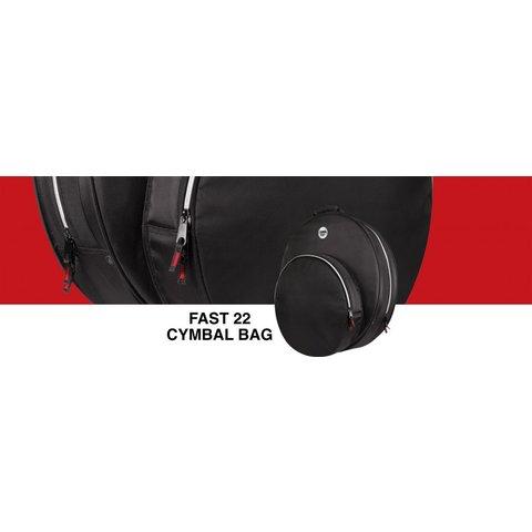 Sabian 61008 Standard Cymbal Bag 22