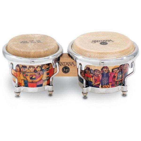 LP LP Santana Mini Tunable Bongo