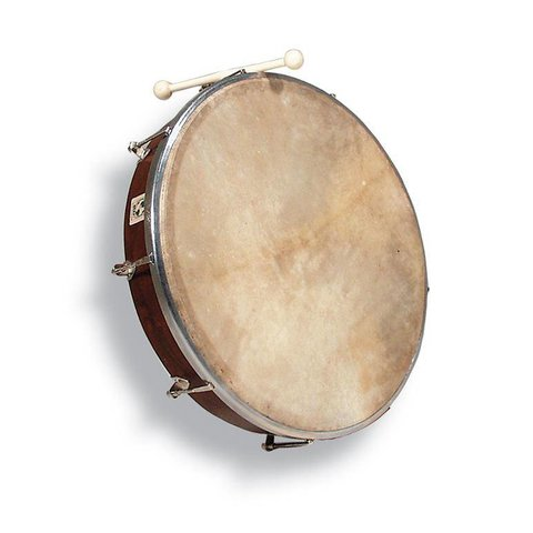 "World Beat 18"" Tunable Bodhran"