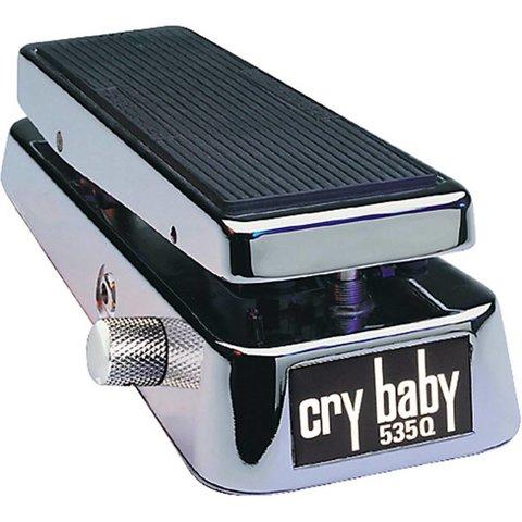 Dunlop 535Q-C Crybaby Q-Chrome