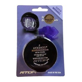 Moongel Moongel MG-4 Drum Damper Pad, 6 Pk
