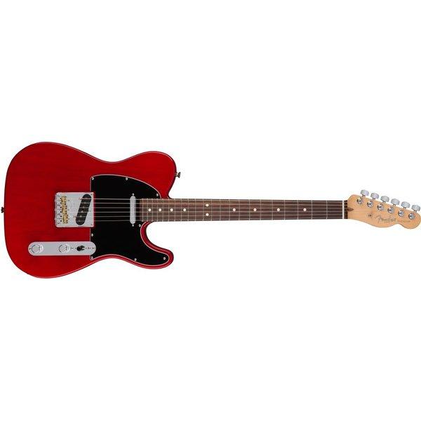 Fender American Pro Telecaster, Rosewood Fingerboard, Crimson Red Transparent