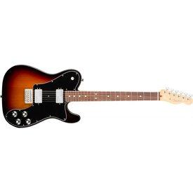 Fender American Pro Telecaster Deluxe Shawbucker, Rosewood Fingerbrd, 3-Color Sunburst