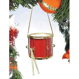 Music Treasures Co. Marching Drum Ornament