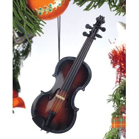 Music Treasures Co. Fiddle Ornament