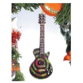 Music Treasures Co. Electric Guitar Ornament