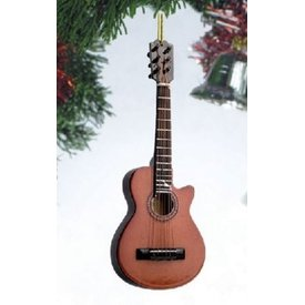 Music Treasures Co. Acoustic Guitar Ornament 5""