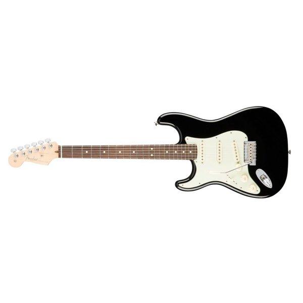 Fender American Pro Stratocaster Left-Hand, Rosewood Fingerboard, Black