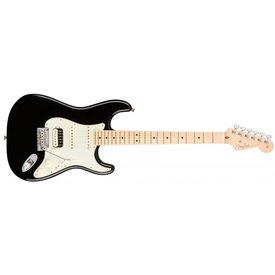 Fender American Pro Stratocaster HSS Shawbucker, Maple Fingerboard, Black