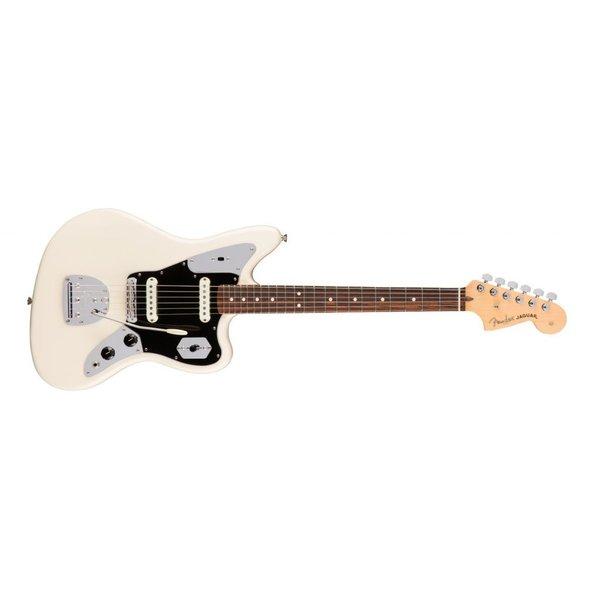 Fender American Pro Jaguar, Rosewood Fingerboard, Olympic White