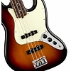 American Pro Jazz Bass, Rosewood Fingerboard, 3-Color Sunburst
