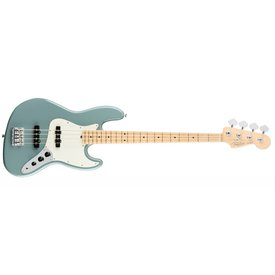 Fender American Pro Jazz Bass, Maple Fingerboard, Sonic Gray
