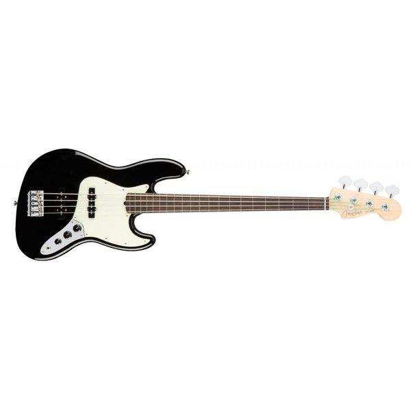 Fender American Pro Jazz Bass Fretless, Rosewood Fingerboard, Black