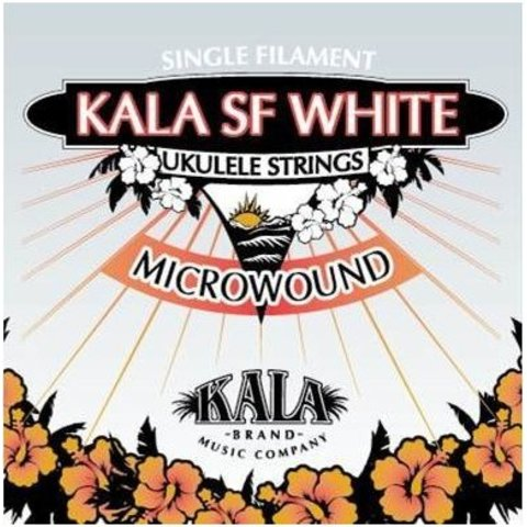 Kala PEARLS-TLG Pearl Microwound Tenor Ukulele Strings, Wound Low G
