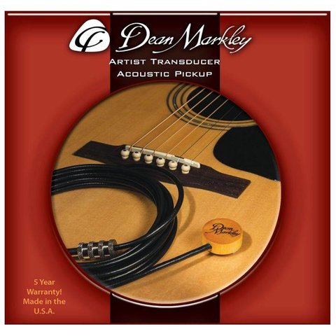 Dean Markley 3000 Artist Transducer Acoustic Pickup