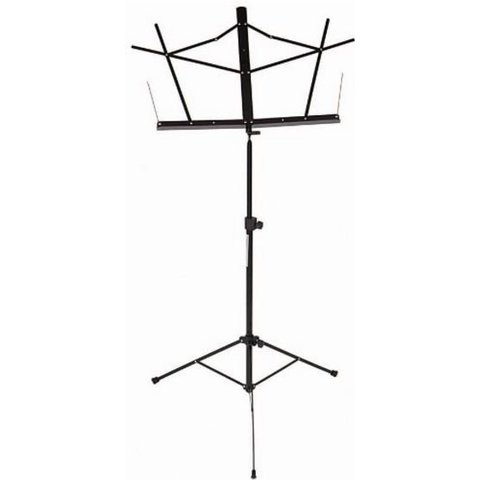 Stageline MS2BK Music Stand Black