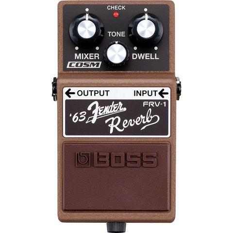 Boss FRV1 Fender '63 Reverb