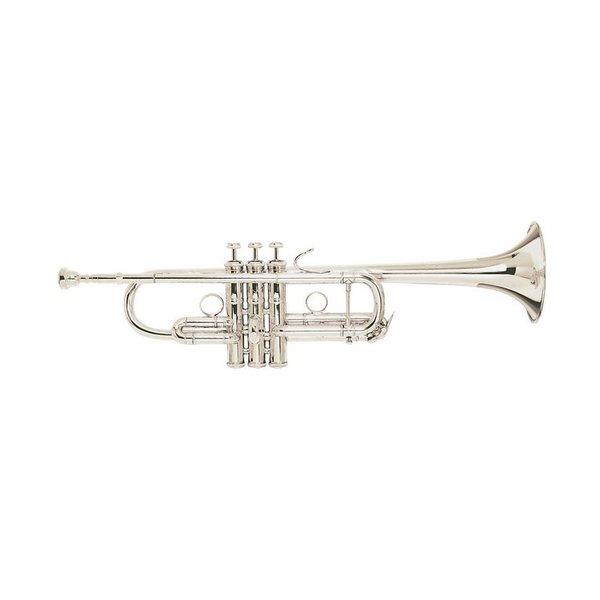 "Bach Bach C180SL229PCW1 Strad ""Philly C"" Profess C Trumpet Silver Pltd No case"