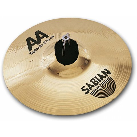 "Sabian 20805 8"" AA Splash"