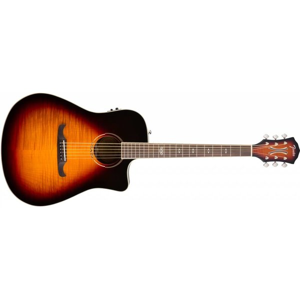 Fender T-Bucket 300-CE, Rosewood Fingerboard, Moonlight Burst