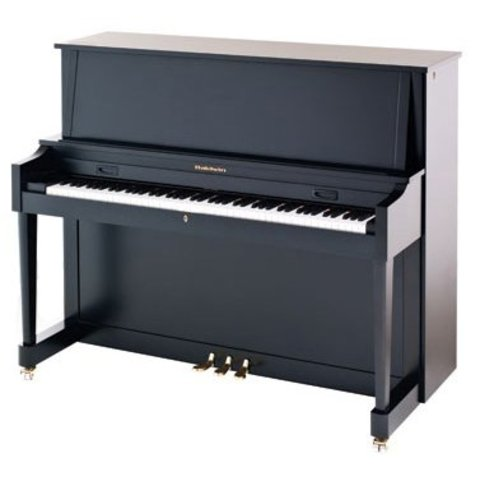 "Baldwin B243 EBY 47"" Institutional Studio in Satin Ebony"