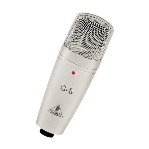 Behringer C3/B Dual-D Studio Condenser Mic