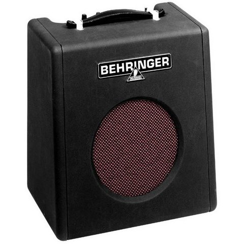 "Behringer BX108 15W Bass Amp with 8"" Speaker"