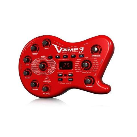 Behringer VAMP3 Virt. Guitar Amp-USB Interface