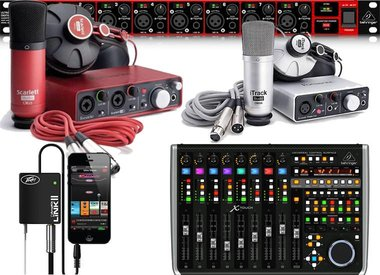Audio / Midi Interfaces
