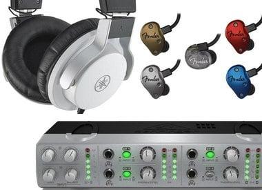 Headphones & In-Ear Monitoring