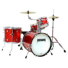Rockwood Hohner Rockwood Drumset Black RWDSB