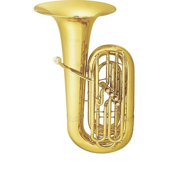 Conn Conn 5J Institutional Model BBb Tuba, 4-Valve, Standard Finish