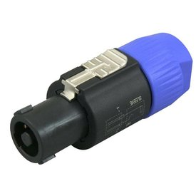 "Rapco Rapco Neutrik Speakon to 1/4"" adapter"