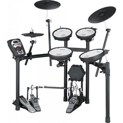 Roland V-Drums TD-11KV-S Electronic Drum Set - Demo