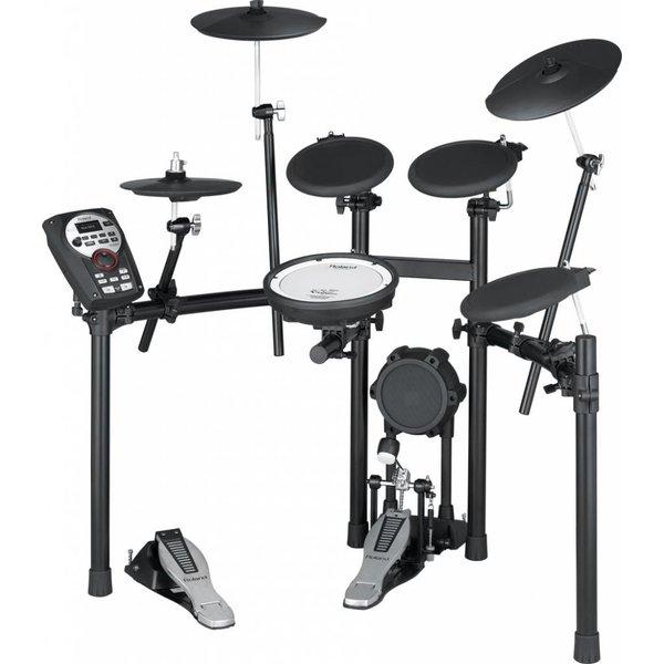 Roland Roland V-Drums TD-11K-S Electronic Drum Set - Demo