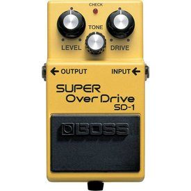 Boss Boss SD1 Super Overdrive