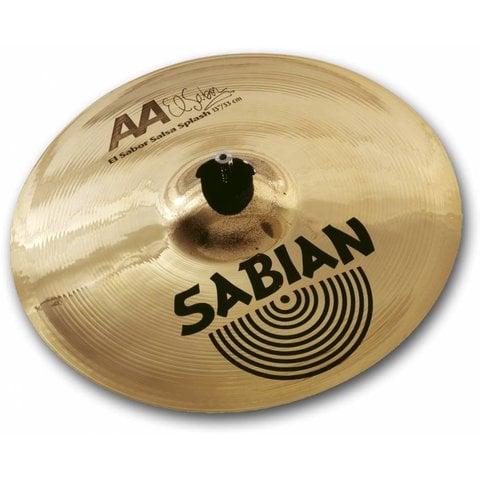"""Sabian 21360 13"""" AA El Sabor Salsa Splash"""