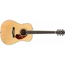 Fender PM-1 Limited Adirondack Dreadnought Rosewood, Ebony Fingerboard, Natural