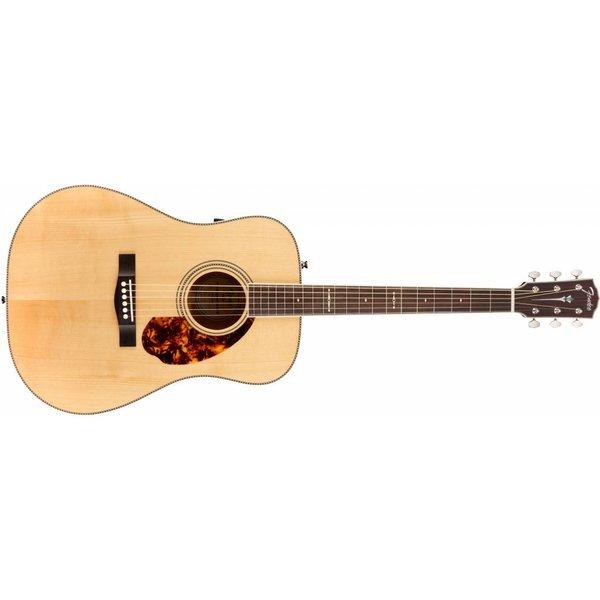 Fender PM-1 Limited Adirondack Dreadnought Mahogany, Rosewood Fingerboard, Natural