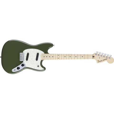 Mustang Maple Fingerboard, Olive