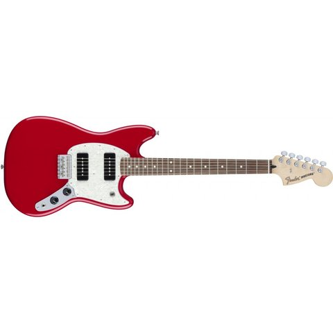 Mustang 90, Rosewood Fingerboard, Torino Red