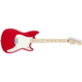 Fender Duo-Sonic, Maple Fingerboard, Torino Red