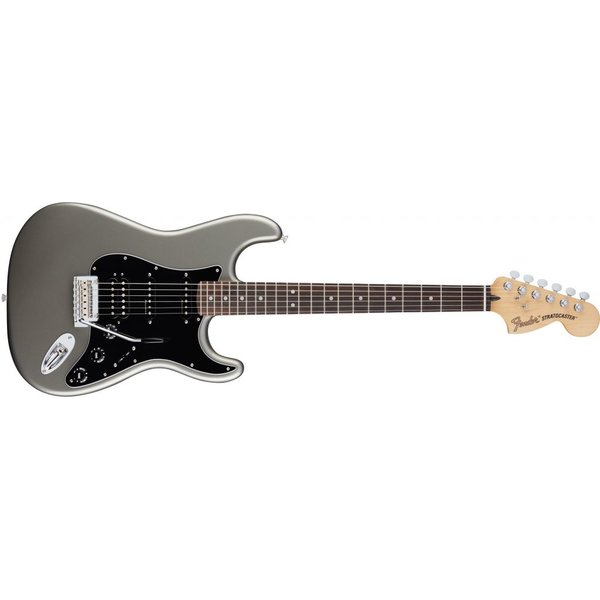 Fender Deluxe Stratocaster HSS, Rosewood Fingerboard, Tungsten