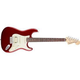 Fender Deluxe Stratocaster HSS, Rosewood Fingerboard, Candy Apple Red