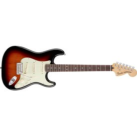 Fender Deluxe Roadhouse Stratocaster, Rosewood Fingerboard, 3-Color Sunburst
