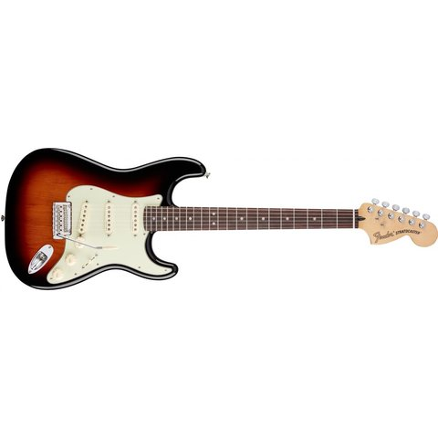 Deluxe Roadhouse Stratocaster, Rosewood Fingerboard, 3-Color Sunburst