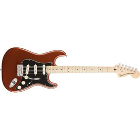Fender Deluxe Roadhouse Stratocaster, Maple Fingerboard, Classic Copper